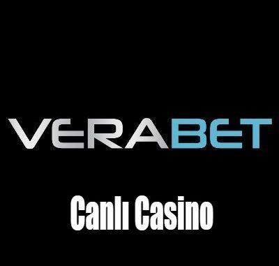Verabet Canlı Casino